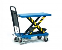Zdvíhací stůl s hydraulickou pumpou a nožním pedálem - 6834