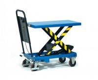 Zdvíhací stůl s hydraulickou pumpou a nožním pedálem - 6837