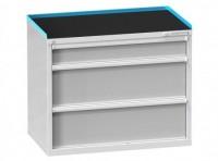 Zvýšená hrana zásuvkových skříní ZC, ZH5427