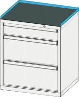 Zvýšená hrana zásuvkových skříní ZD, ZH3627