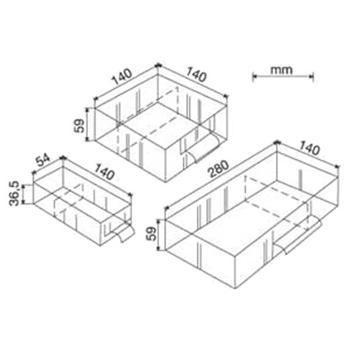6233 - Mars krabička malá A - 1ks