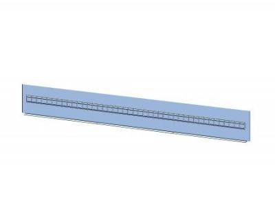 POLAK Dělící materiál zásuvek, S36-100