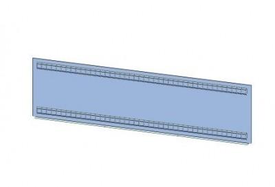 POLAK Dělící materiál zásuvek, S36-200
