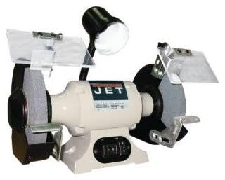 Dvoukotoučová bruska JET JBG-150