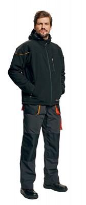 ČERVA EMERTON softshellová bunda