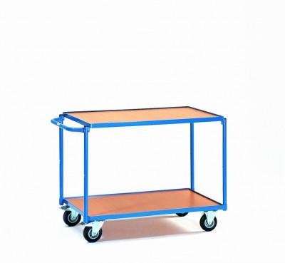 FETRA Manipulační vozík s 2 odkládacími policemi - 2942