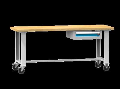 POLAK Mobilní pracovní stůl MPS, MPS2-820M