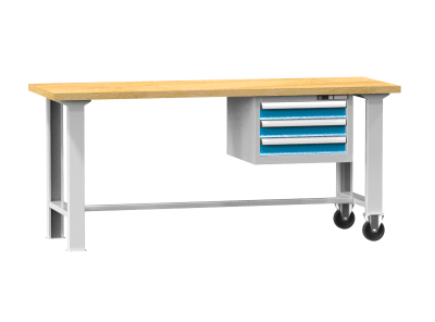 POLAK Mobilní pracovní stůl MPS, MPS6-815M