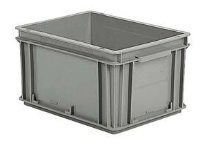 REGAZ Plastová přepravka ATHENA 400x300x220 mm - recyklát
