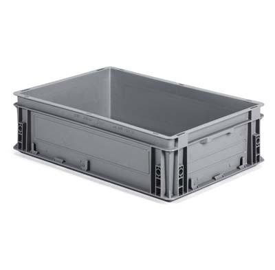 REGAZ Plastová přepravka ATHENA 600x400x170 mm - recyklát