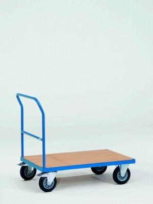 FETRA Plošinový vozík, ložná plocha 1000x700 mm - 2502