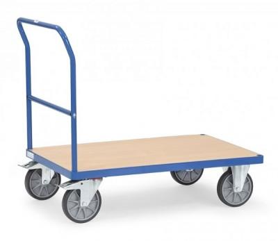 FETRA Plošinový vozík, ložná plocha 1200x800 mm - 2503