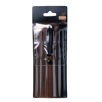 BAHCO Sada jehlových pilníků 6-ti dílná, délka 160mm, sek 1
