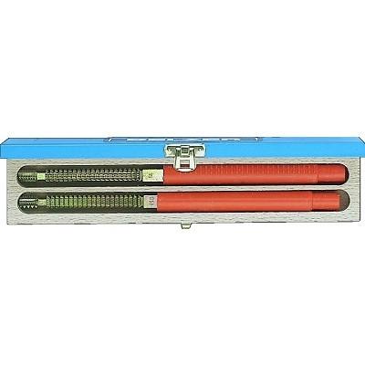 BAHCO Sada pilníků na závity 1450D/2