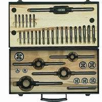 BAHCO Sada závitořezných nástrojů M5-M12